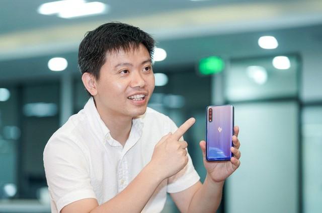 Vsmart khẳng định smartphone của mình khác nhau hoàn toàn về bản chất so với máy Trung Quốc, sẽ ra mắt Live 2 Make in Vietnam - Ảnh 3.