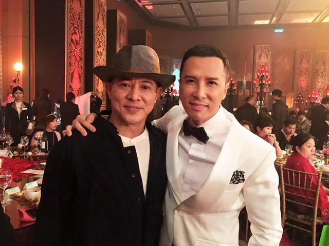 Hóa ra chị gái Hoa Mộc Lan trong teaser Mulan 2020 của Lưu Diệc Phi là nữ diễn viên gốc Việt - Ảnh 6.