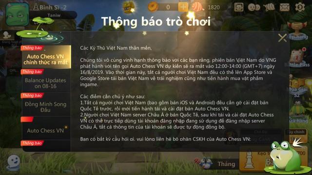 Vừa mới mở cửa, Auto Chess VN đã nhận được nhiều lời khen từ game thủ Việt - Ảnh 2.