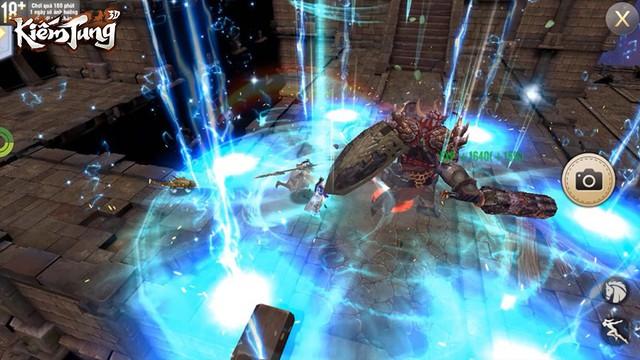 Hồi sinh ký ức võ lâm với tuyệt đỉnh PK Ngũ Hành trong siêu phẩm nhập vai sắp ra mắt - Kiếm Tung 3D - Ảnh 2.