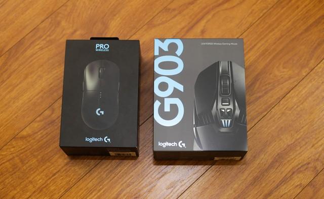 Chuột gaming siêu cấp đọ sức Logitech G Pro Wireless vs G903: Mèo nào cắn mỉu nào? - Ảnh 1.