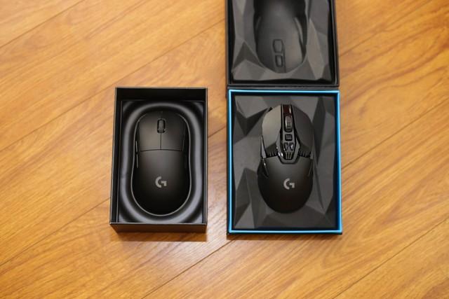 Chuột gaming siêu cấp đọ sức Logitech G Pro Wireless vs G903: Mèo nào cắn mỉu nào? - Ảnh 2.