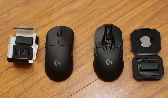 Chuột gaming siêu cấp đọ sức Logitech G Pro Wireless vs G903: Mèo nào cắn mỉu nào? - Ảnh 3.