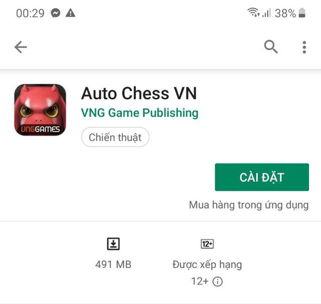 Auto Chess chính thức được VNG phân phối, nhưng anh em vẫn chơi được bản quốc tế bình thường - Ảnh 1.
