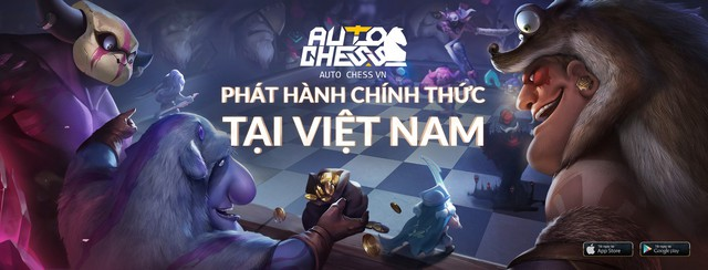 Vừa mới mở cửa, Auto Chess VN đã nhận được nhiều lời khen từ game thủ Việt - Ảnh 1.