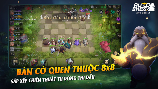 Vừa mới mở cửa, Auto Chess VN đã nhận được nhiều lời khen từ game thủ Việt - Ảnh 3.
