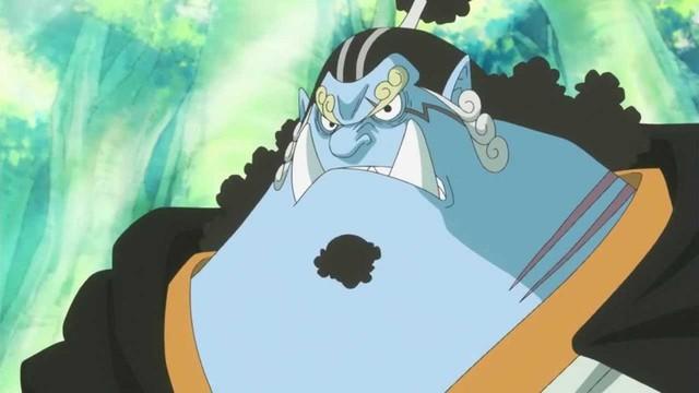 One Piece: Jinbe được công nhận là thành viên của băng Mũ Rơm trong Stampede - Ảnh 1.