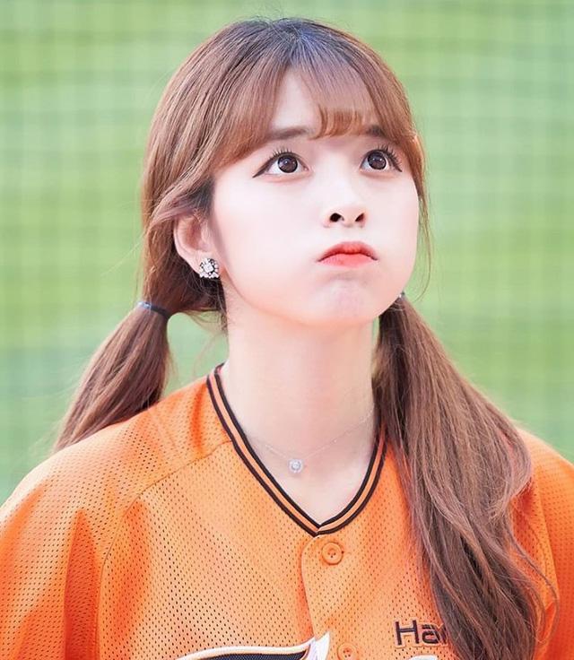 Vẻ đẹp nóng bỏng của các hot girl hoạt náo viên Hàn Quốc, thế này thì khán giả nào chả thích tới sân - Ảnh 11.