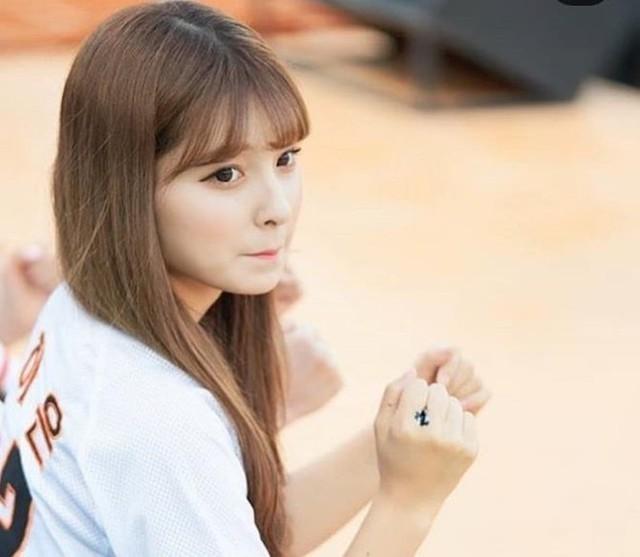 Vẻ đẹp nóng bỏng của các hot girl hoạt náo viên Hàn Quốc, thế này thì khán giả nào chả thích tới sân - Ảnh 7.