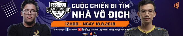 VEC Fantasy Main vs Revenge – Kẻ tám lạng người nửa cân tại Chung kết Quốc gia 360mobi CHAMPIONSHIP Series Mùa 3 - Ảnh 4.