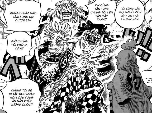 One Piece: Luffy đã khỏi bệnh, quân phản loạn có thêm 3500 người gia nhập - Ảnh 4.