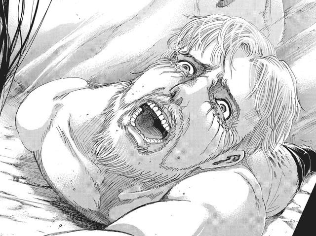 Attack on Titan chap 120: Màn lật mặt bất ngờ, Zeke đoạt sức mạnh titan thủy tổ từ Eren (Phần 1) - Ảnh 1.