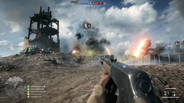 Bom tấn Chiến tranh thế giới thứ nhất - Battlefield 1 đang giảm giá cực sốc, lên đến 85% - Ảnh 3.