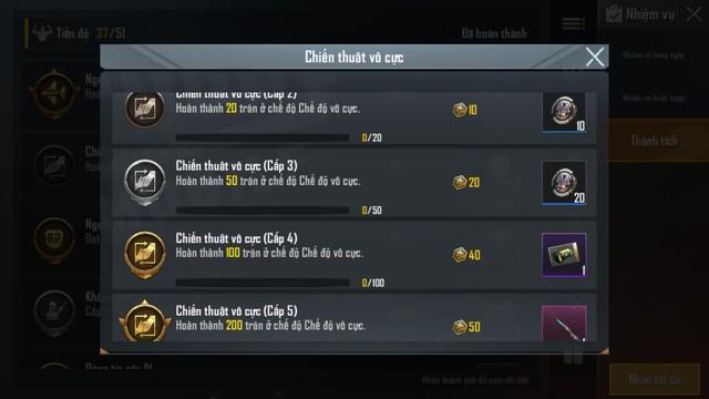 PUBG Mobile: Mẹo cày nhanh 200 trận để nhận FREE skin M24 từ nhiệm vụ Thành tích - Ảnh 1.