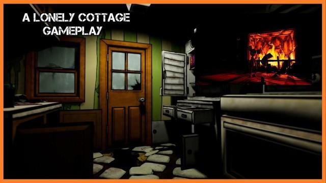 Chưa nhìn thấy gấu bông đáng sợ? A Lonely Cottage sẽ khiến bạn phải đóng bỉm - Ảnh 2.