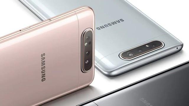 Samsung Galaxy A90 5G sẽ có màn hình AMOLED 6.7 inch, pin 4400 mAh - Ảnh 1.