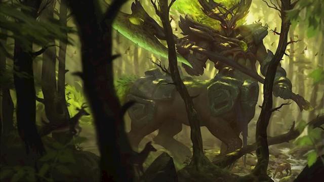 LMHT: Game thủ nghi ngờ Riot có mưu đồ đằng sau trang phục Ahri Thần Rừng sắp ra mắt - Ảnh 4.