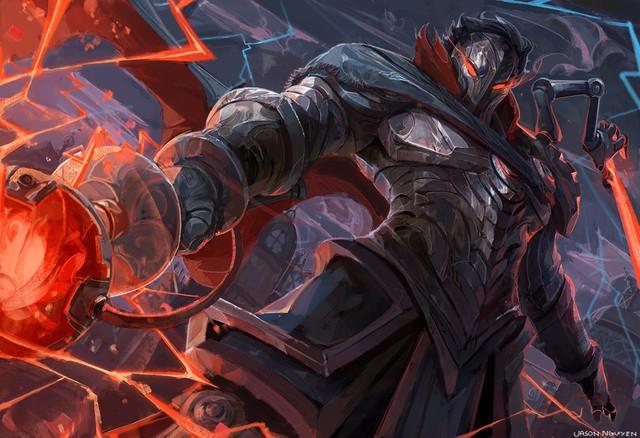 LMHT: Những cái tên đang quá yếu và cần được Riot làm lại bởi kỹ năng và chất tướng quá lỗi thời - Ảnh 3.