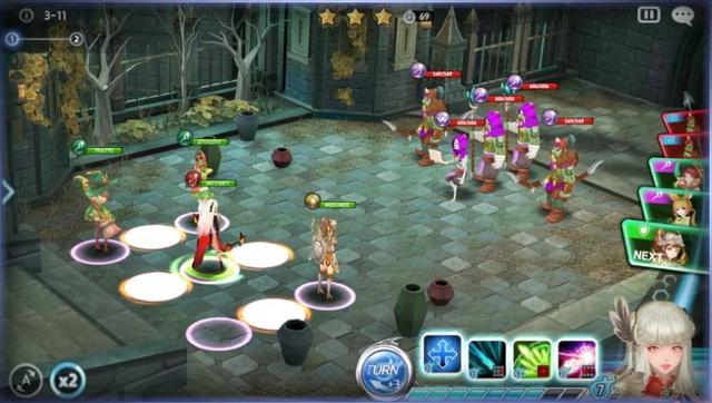 Guardian Knights - Game mobile đánh theo lượt sở hữu kho tướng 6 sao tối đa cực hấp dẫn - Ảnh 4.