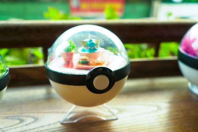PokeCraft: Những trái Pokeball đẹp lung linh của nhóm bạn trẻ Việt yêu Pokemon - Ảnh 4.
