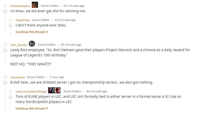 LMHT - Ngạc nhiên chưa: Chẳng Server nào trên thế giới mà game thủ được quà sinh nhật sộp như Việt Nam - Ảnh 3.