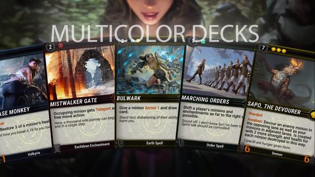 Tựa game thẻ bài đẹp ngất ngây Mythgard hiện đã mở cổng đăng kí trên Google Play - Ảnh 4.