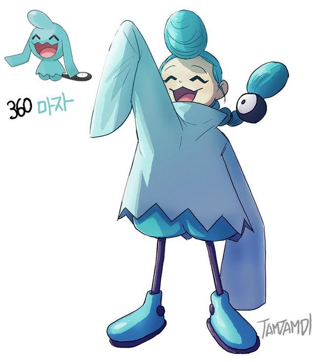Cô nàng Hàn Quốc Tamtamdi lại vừa khiến fans phát cuồng với bộ ảnh mới: Toàn Pokemon phiên bản Loli cực moe - Ảnh 16.
