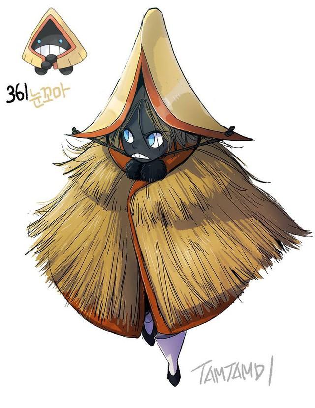 Cô nàng Hàn Quốc Tamtamdi lại vừa khiến fans phát cuồng với bộ ảnh mới: Toàn Pokemon phiên bản Loli cực moe - Ảnh 17.
