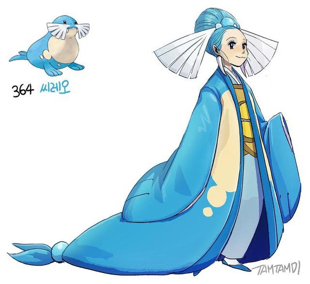 Cô nàng Hàn Quốc Tamtamdi lại vừa khiến fans phát cuồng với bộ ảnh mới: Toàn Pokemon phiên bản Loli cực moe - Ảnh 20.