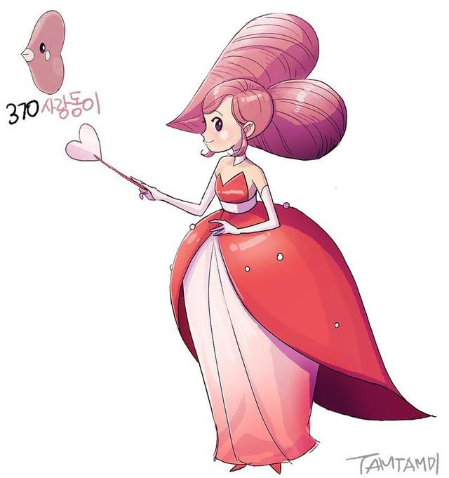 Cô nàng Hàn Quốc Tamtamdi lại vừa khiến fans phát cuồng với bộ ảnh mới: Toàn Pokemon phiên bản Loli cực moe - Ảnh 26.