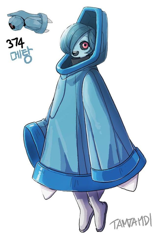 Cô nàng Hàn Quốc Tamtamdi lại vừa khiến fans phát cuồng với bộ ảnh mới: Toàn Pokemon phiên bản Loli cực moe - Ảnh 30.