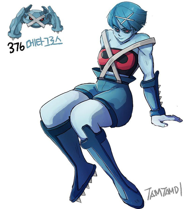 Cô nàng Hàn Quốc Tamtamdi lại vừa khiến fans phát cuồng với bộ ảnh mới: Toàn Pokemon phiên bản Loli cực moe - Ảnh 32.