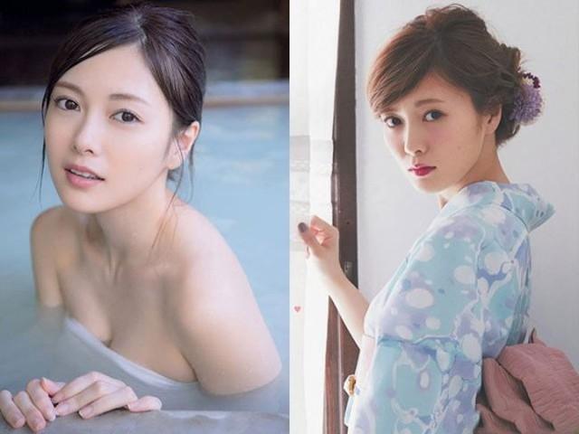 Quyến rũ với nhan sắc mỹ miều của hot girl Nhật Bản, từng bị quấy rối vì quá xinh đẹp - Ảnh 11.