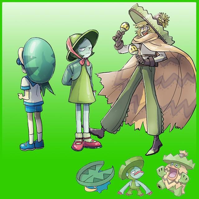 Cô nàng Hàn Quốc Tamtamdi lại vừa khiến fans phát cuồng với bộ ảnh mới: Toàn Pokemon phiên bản Loli cực moe - Ảnh 4.