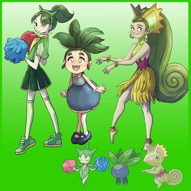 Cô nàng Hàn Quốc Tamtamdi lại vừa khiến fans phát cuồng với bộ ảnh mới: Toàn Pokemon phiên bản Loli cực moe - Ảnh 8.