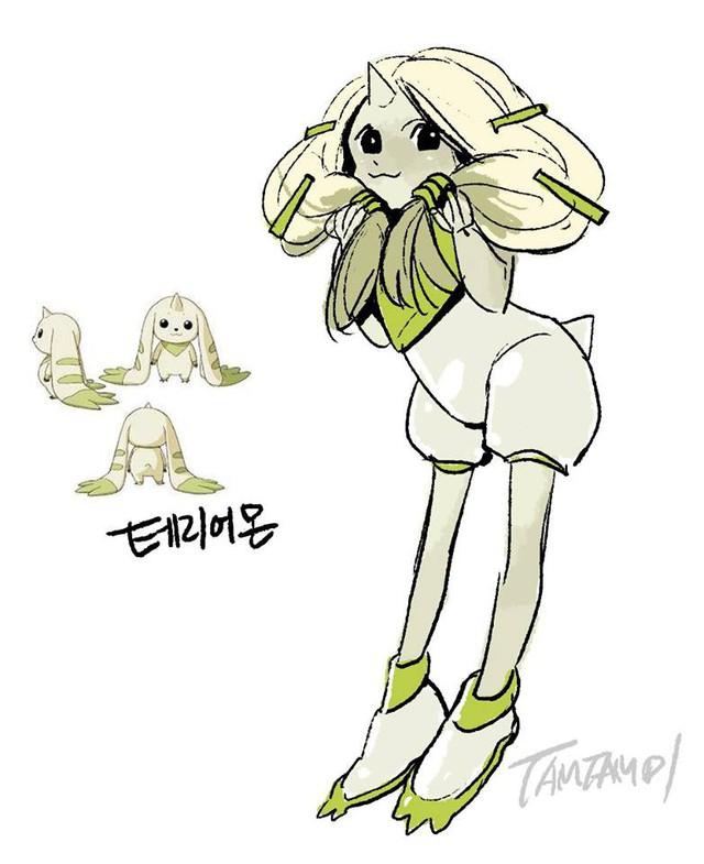 Cô nàng Hàn Quốc Tamtamdi lại vừa khiến fans phát cuồng với bộ ảnh mới: Toàn Pokemon phiên bản Loli cực moe - Ảnh 41.