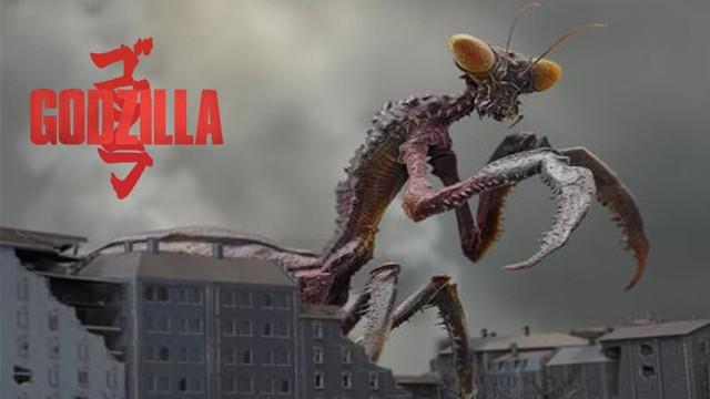 Kamacuras: Siêu bọ ngựa nguy hiểm nhất vũ trụ MonsterVerse - Ảnh 2.