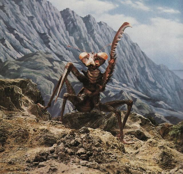 Kamacuras: Siêu bọ ngựa nguy hiểm nhất vũ trụ MonsterVerse - Ảnh 3.