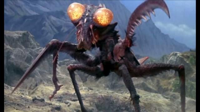 Kamacuras: Siêu bọ ngựa nguy hiểm nhất vũ trụ MonsterVerse - Ảnh 4.