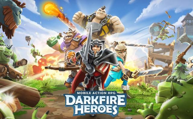 Darkfire Heroes - Game mobile chiến thuật thẻ bài do cha đẻ của World of Tank phát triển - Ảnh 1.