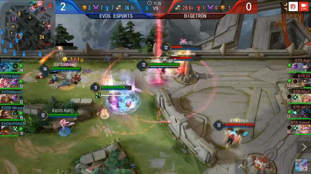 Team Flash của Liên Quân Mobile Indonesia dự SEA Games, fan lo: Phép màu mới thắng được VN - Ảnh 2.