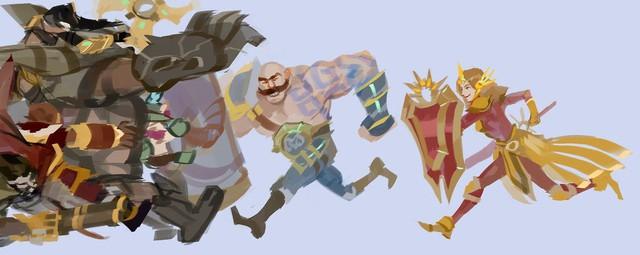 Riot Games cuối cùng cũng thực thi công lý, ngọc Chinh Phục bị nerf mạnh trên tướng đánh xa - Ảnh 6.