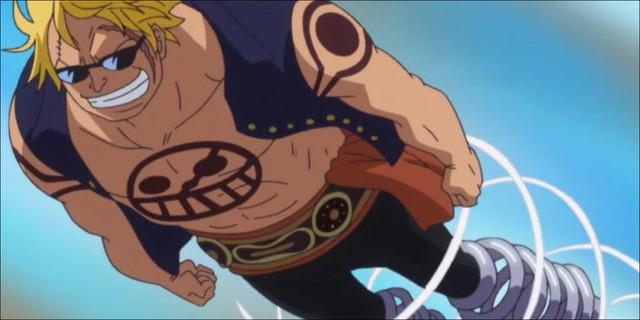 One Piece: Luffy rạch mặt và 10 điểm khác biệt giữa manga và anime - Ảnh 2.