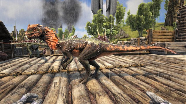 10 loài khủng long có skill bá đạo bậc thầy trong Ark Survival Evolved (P.1) - Ảnh 1.