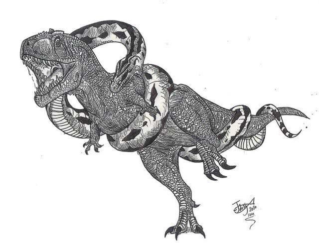 Trăn khổng lồ Titanoboa: Con quái vật có thể nuốt chửng cả khủng long - Ảnh 4.