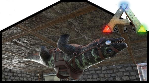 10 loài khủng long có skill bá đạo bậc thầy trong Ark Survival Evolved (P.1) - Ảnh 4.
