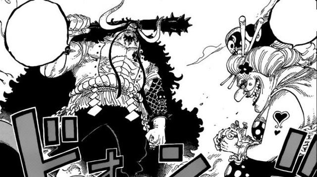 One Piece: Dù cuộc chiến giữa 2 Tứ Hoàng kết thúc ra sao, Big Mom và Kaido vẫn là cơn ác mộng của Luffy - Ảnh 3.
