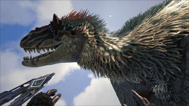 10 loài khủng long có skill bá đạo bậc thầy trong Ark Survival Evolved (P.1) - Ảnh 5.