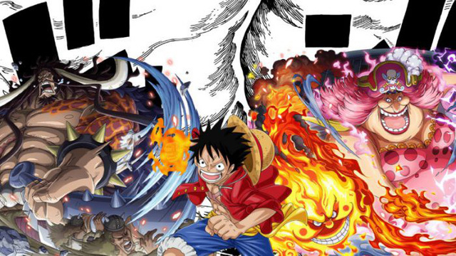One Piece: Dù cuộc chiến giữa 2 Tứ Hoàng kết thúc ra sao, Big Mom và Kaido vẫn là cơn ác mộng của Luffy - Ảnh 4.