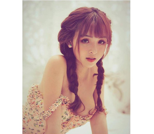 Nóng bỏng và quyến rũ với cô nàng hot girl Sài Thành mặt học sinh thân hình phụ huynh - Ảnh 8.